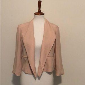 "CAbi ""The It"" Jacket Sz. S Pink #771"